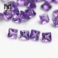 wholesale high quality machine cut amethyst hydro quartz
