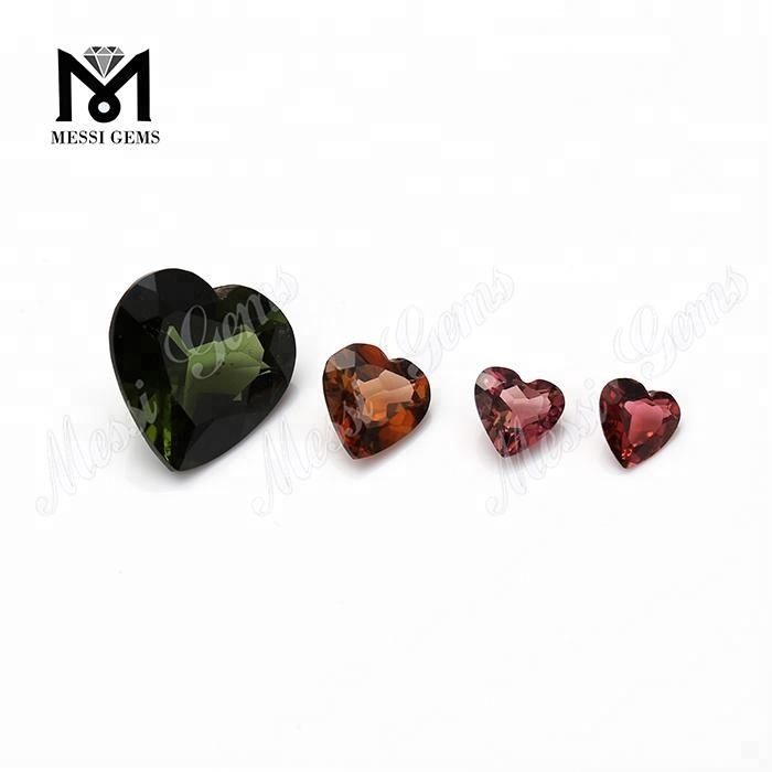 New product sale natural tourmaline loose gemstones