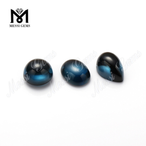 natural cabochon loose london blue topaz stones price