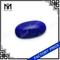 oval cabochon bead for jewelry natural precious Lapis lazuli