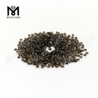 Natural Smoky Quartz 2MM Natural Gemstone In Bulk