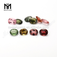 Oval 7X9MM NATURAL TOURMALINE GEMSTONE