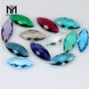 Fashionable Marquise Double Briolette 8x19mm London Topaz Crystal Glass Stones