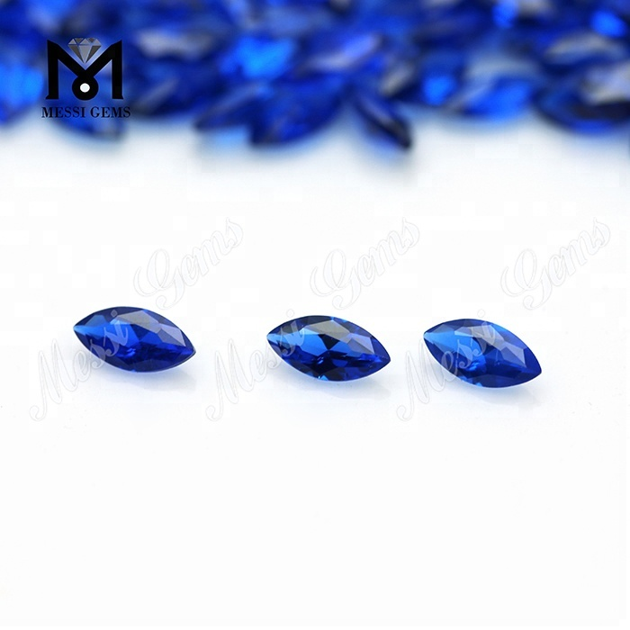 Wholesale Loose Marquise 2.5 x 5mm Crystal Zircon Gemstones