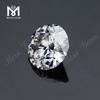Synthetic moissanite diamond loose gemstones Special Round DEF VVS Cutting