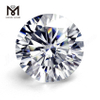 15.0mm DEF moissanite stone Precious white moissanite diamond round shape