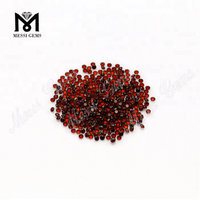 Loose Red Garnet 2.0mm Small Size Natural Gemstones