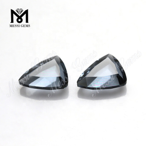 Wholesale 7 x 8mm Crystal Trillion Shape Glass Stones for Jewelry
