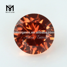 wholesale Round Ruby Synthetic 55# corundum gemstone