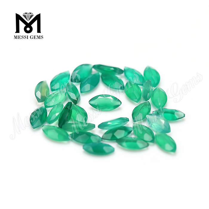Wholesale cheap price natural green agate