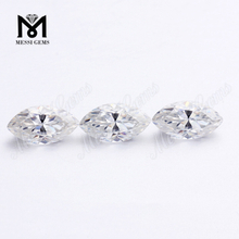 Wholesale moissanite diamond price brilliant marquise cut moissanites for ring