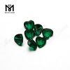 Hydrothermal Heart Cut Loose Emerald Stones Price