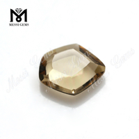9*10 lab created synthetic glass gemstone