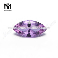 Amethyst Marquise color change #115 nanosital gemstone