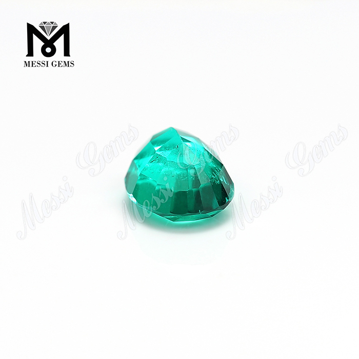 Oval cut 1 carat emerald beads factory wholesale price