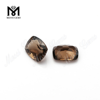 Wholesale high quality natural smoky quartz loose gemstone