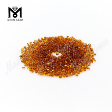 1.5mm citrine gemstone natural gemstone for precious jewelry