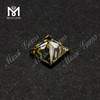 Wholesale Price moissanite diamond High Quality Princess Cut Yellow Loose Moissanites For Ring