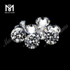 Round shape 10mm heart&arrow cut loose cubic zirconia stones