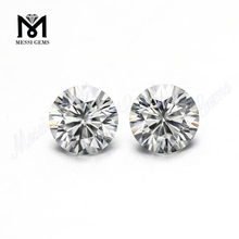 Moissanites Diamonds 1 Carat Round Shape 6.5mm