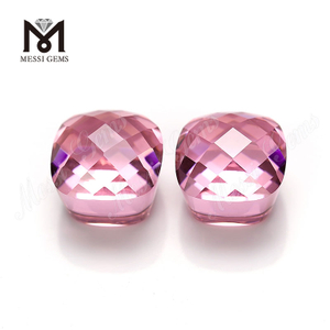 Fashion Design Mushroom Shape Loose Gems Faceted Cubic Zirconia Stone