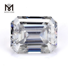 Factory Price Wholesale 8x6mm DEF White Emerald Cut Moissanites