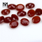 Wholesale Loose Red Quartz Oval Cut Loose Jade Gems