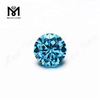 Top Quality Round 12.0mm Aquamarine Synthetic Cubic Zirconia Stone