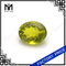 Natural Oval Olivine Gemstone