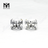 Wholesale moissanite diamond machine cut loose stone moissanites carat price
