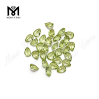 Loose Gemstones Natural Peridot Stones Hot Sale Jewelry Gems from China