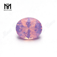 high quality loose gems oval cut nanosital