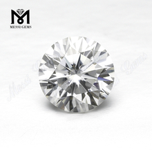 Round Cut Moissanites 9.0mm DEF Color
