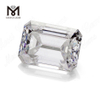 China wholesale Octagon cut def vvs moissanite stone