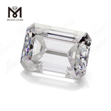 China wholesale Octagon cut def vvs moissanite diamond stone