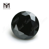 loose china moissanite rough price per carat black moissanite diamond