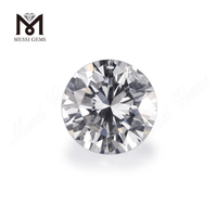 1.04ct D colour synthetic gemstone SI1 round lab grow diamonds for jewelry