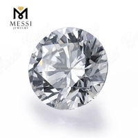 Wholesale Polished 1.06ct Lab Grown Diamond Round Brilliant Loose HPHT Diamond